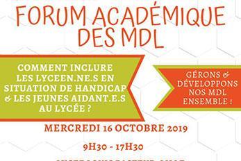 Forum Académique des Maisons des Lycéens