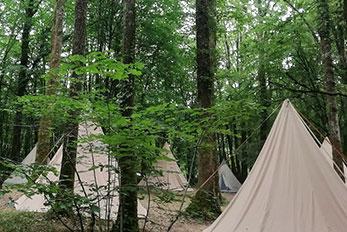 camp Tipi